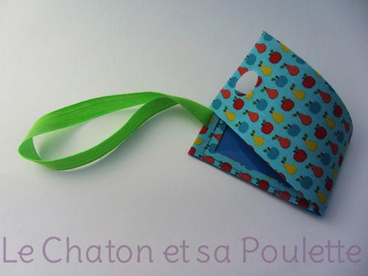Porte-étiquette Pomzépoires - Le Chaton et sa Poulette