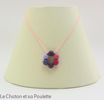Collier Sensation 34 - Le Chaton et sa Poulette