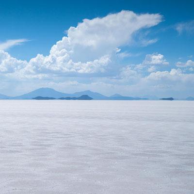 Bolivien: Der Salzsee Salar De Uyuni