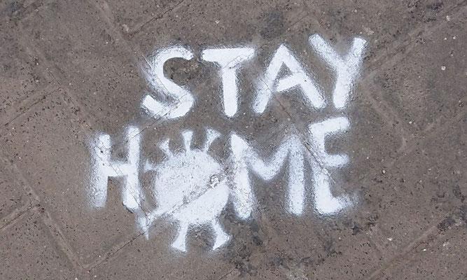 Fotoquelle: www.globalmagazin.com/stay-home-bleibt-zuhause