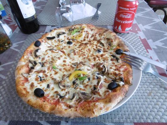 nachgeholte 6000-er Pizza