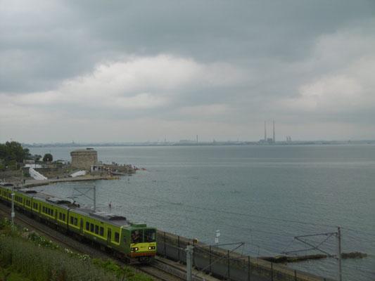 Dublin in Sicht