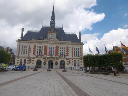 Rathaus Chauny
