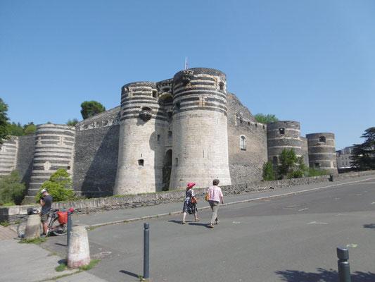 Burg von Nantes