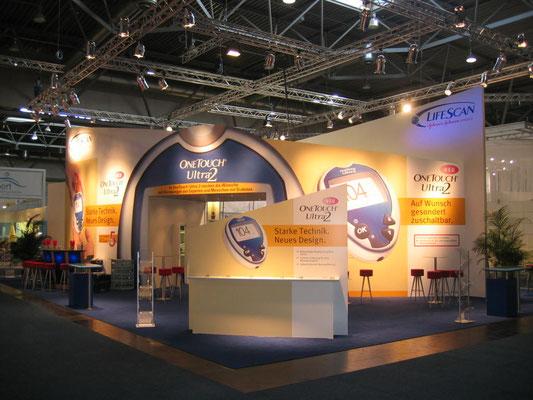 Elke Janson, Neckargemünd - Projekt Kongress der Deutschen Diabetologischen Gesellschaft, Leipzig