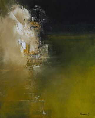 2 - Huile sur toile - 50 x 60 cm - 2020