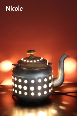 lampe bouilloire