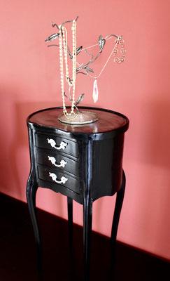 meuble d'appoint tendance 3 tiroirs