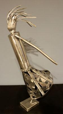 Sculpture acier José Réti