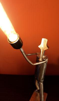 Luminaire sculpture