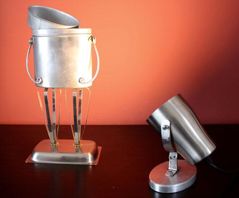 lampe casserole