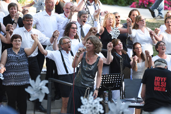 Konzert im Schlosspark Coesfeld