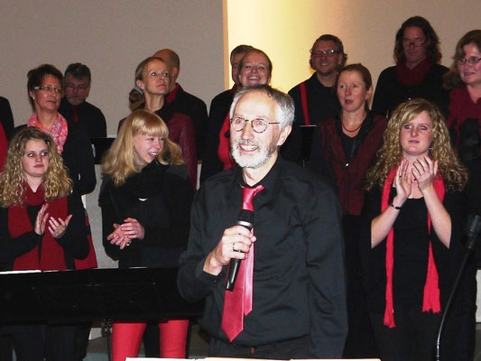 Konzert in der Pfarrkirche Anna Katharina 2013