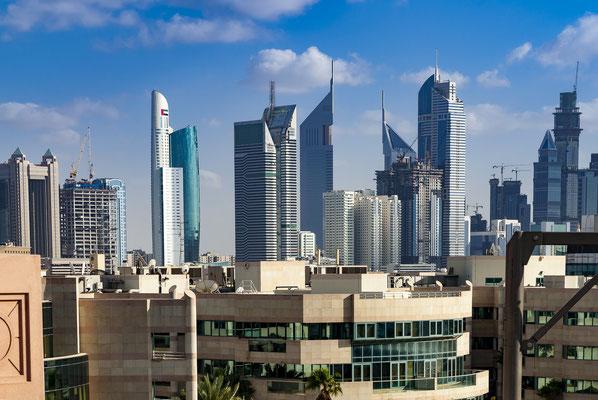 Skyline Dubai, VAE
