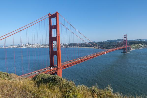 Golden Gate Bridge , California, USA
