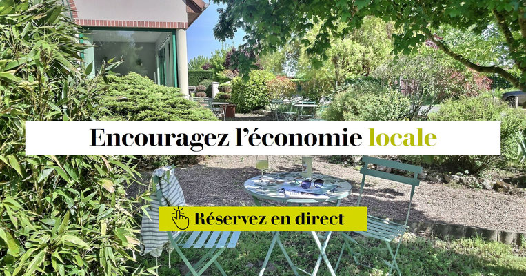 Reserver sejour pres de Chambord, Cheverny, Blois