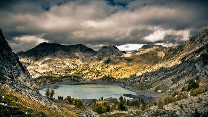 Val d'allos - randonnée au lac d'allos