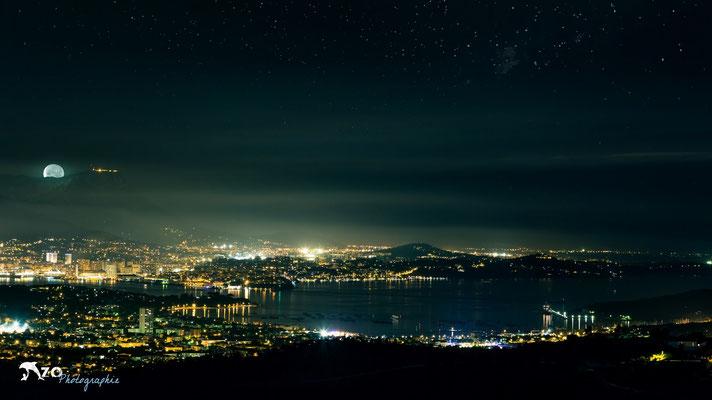 Photographie de nuit Toulon - Enzo Fotographia - Enzo Photographie