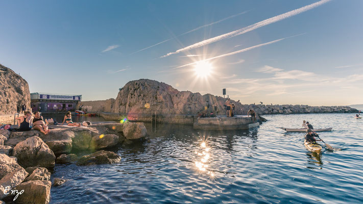 Marseille - Marseille en bord de Mer - 064
