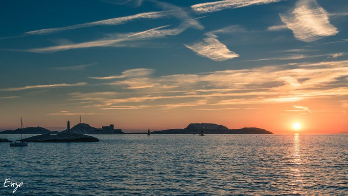 Vallon des auffes - Marseille - France - Romantique - Fanfan - Soleil - sunset - coucher de soleil