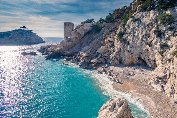 Marseille - Calanque de l'éverine - Fort Napoléon - 039