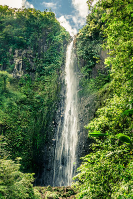 Chutes du Carbet - guadeloupe