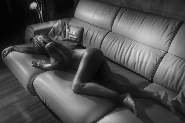 Boudoir Aix en provence femme nue artistique