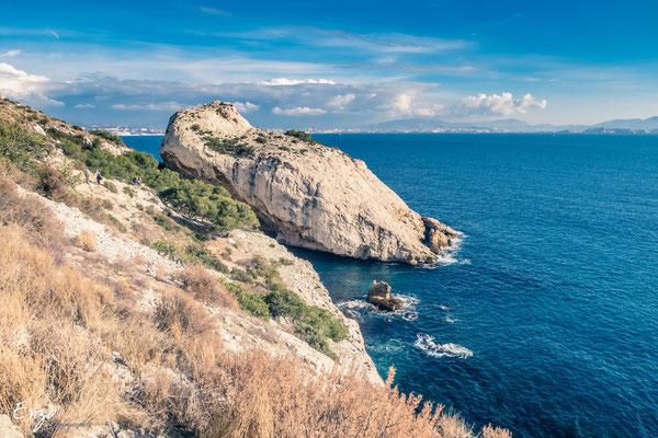 Marseille - Calanque - Ile de l'éverine - chemin des douaniers - 041