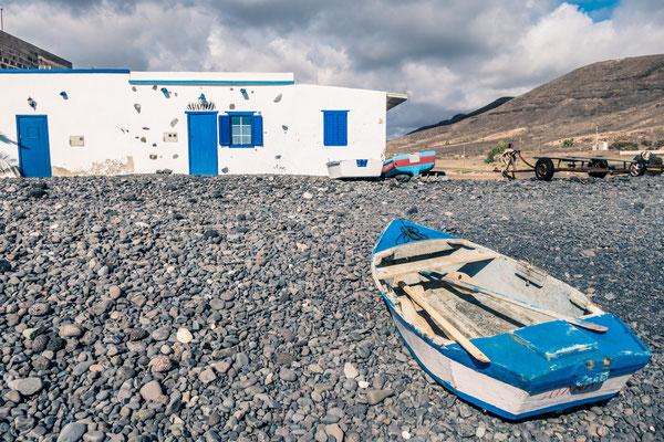 Pozo Negro - Barque de pécheur