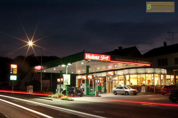 """Huber Shop Hirnsdorf """"Nacht"""""""
