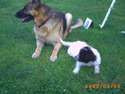 Hawa und Cleo