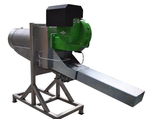 Agrar Pelletbrenner 600 bis 1000kW