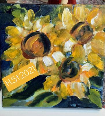 Kl. Sonnenblumen