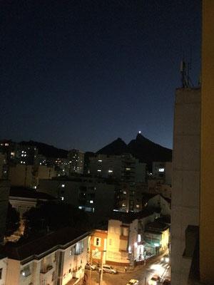 今回の滞在、リオ最後の夜。