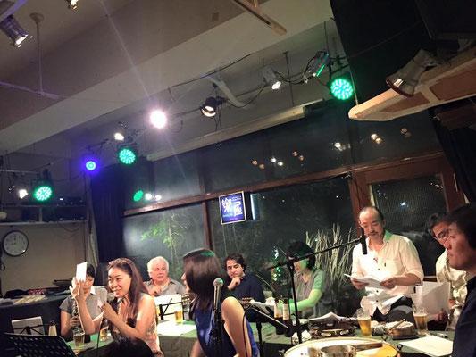 クラリネットの斎藤彰子さん、カヴァキーニョの田崎陽子さんも、むっちゃカッコよかった!
