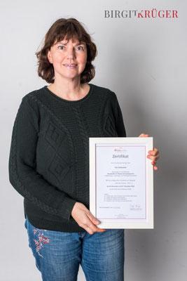 Ute Schmeiser, Marketing Expertin, seit 12 2018 Coach für den WERTEkoffer von Birgit Krüger