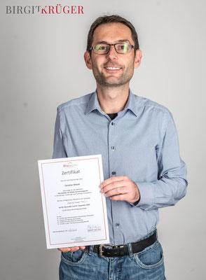 Christian Wetzel, Systemischer Coach, seit 12 2018 Coach für den WERTEkoffer von Birgit Krüger