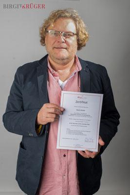 Martin Richter, RMP Master, seit 12 2018 Coach für den WERTEkoffer von Birgit Krüger