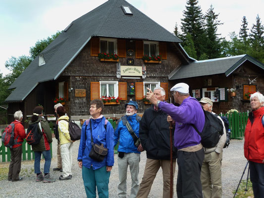 An der Zastler Hütte
