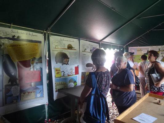 Exposition de Bourgogne Nature
