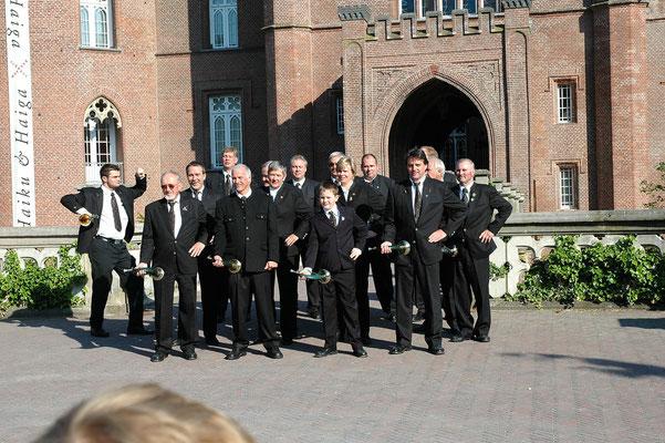 Bläserwettbewerb 2006 Schloß Moyland