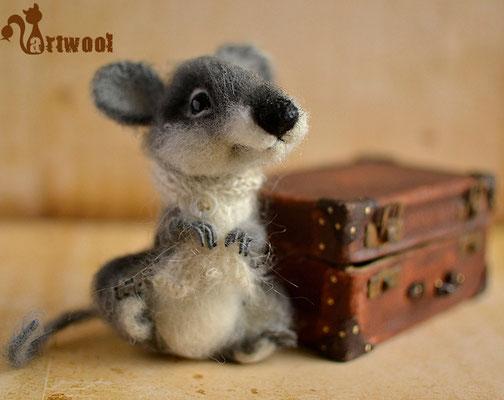Чемоданный мышь