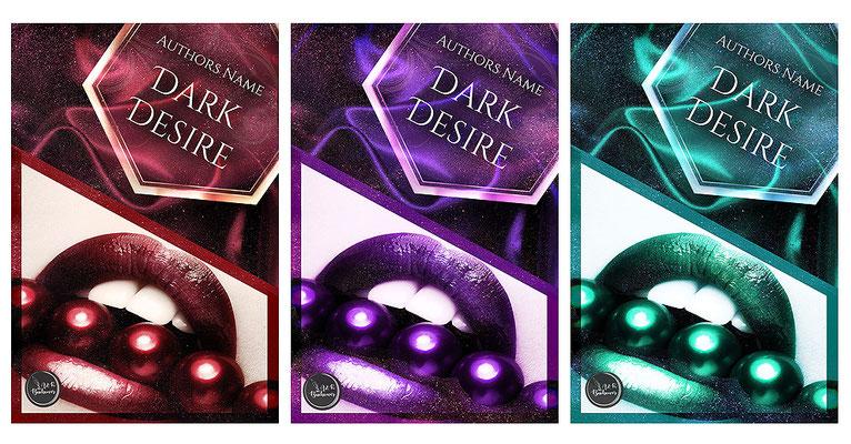 """Pre#156 Serie """"Dark Desire"""" 59,00 Euro pro Cover"""