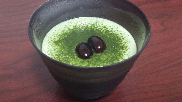 ココアイ  湧水茶とろけるプリン