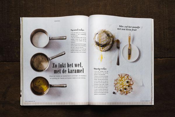 Kunstje van de Kok | Libelle Taart&Co | Fotografie: Alan Jensen | Styling: Cyn Ferdinandus