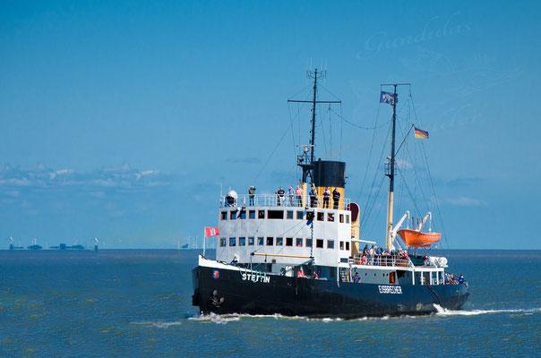 """Stettin"" Museumsschiff aus Hamburg"