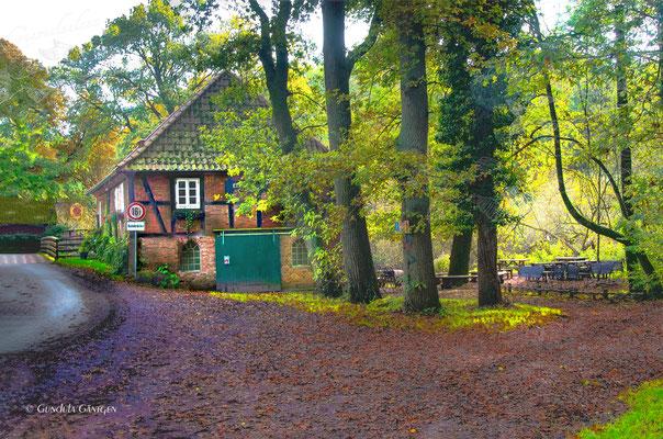 Ostecafe und Wassermühle
