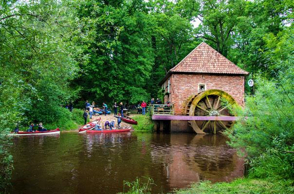 Wassermühle in Eitzmühlen