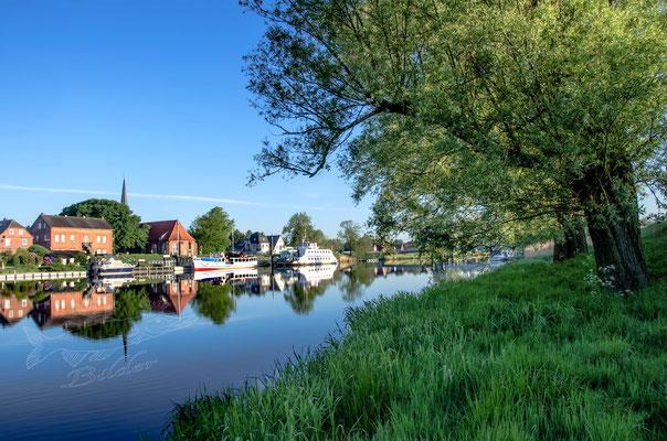 Blick auf Oberndorf in der Früh 20140518-6946