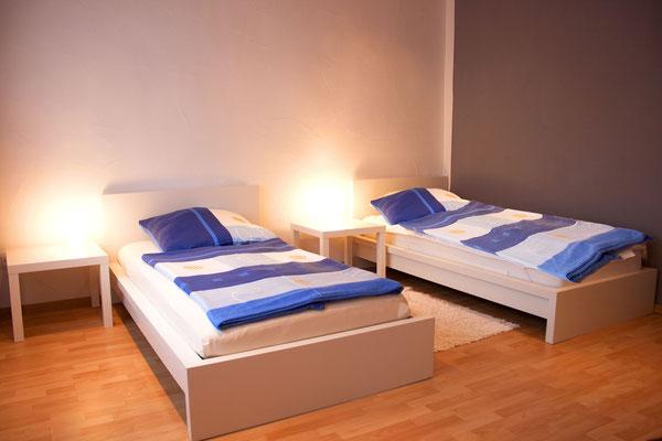 1. Doppelzimmer - Alle Zimmer wurden neu renoviert